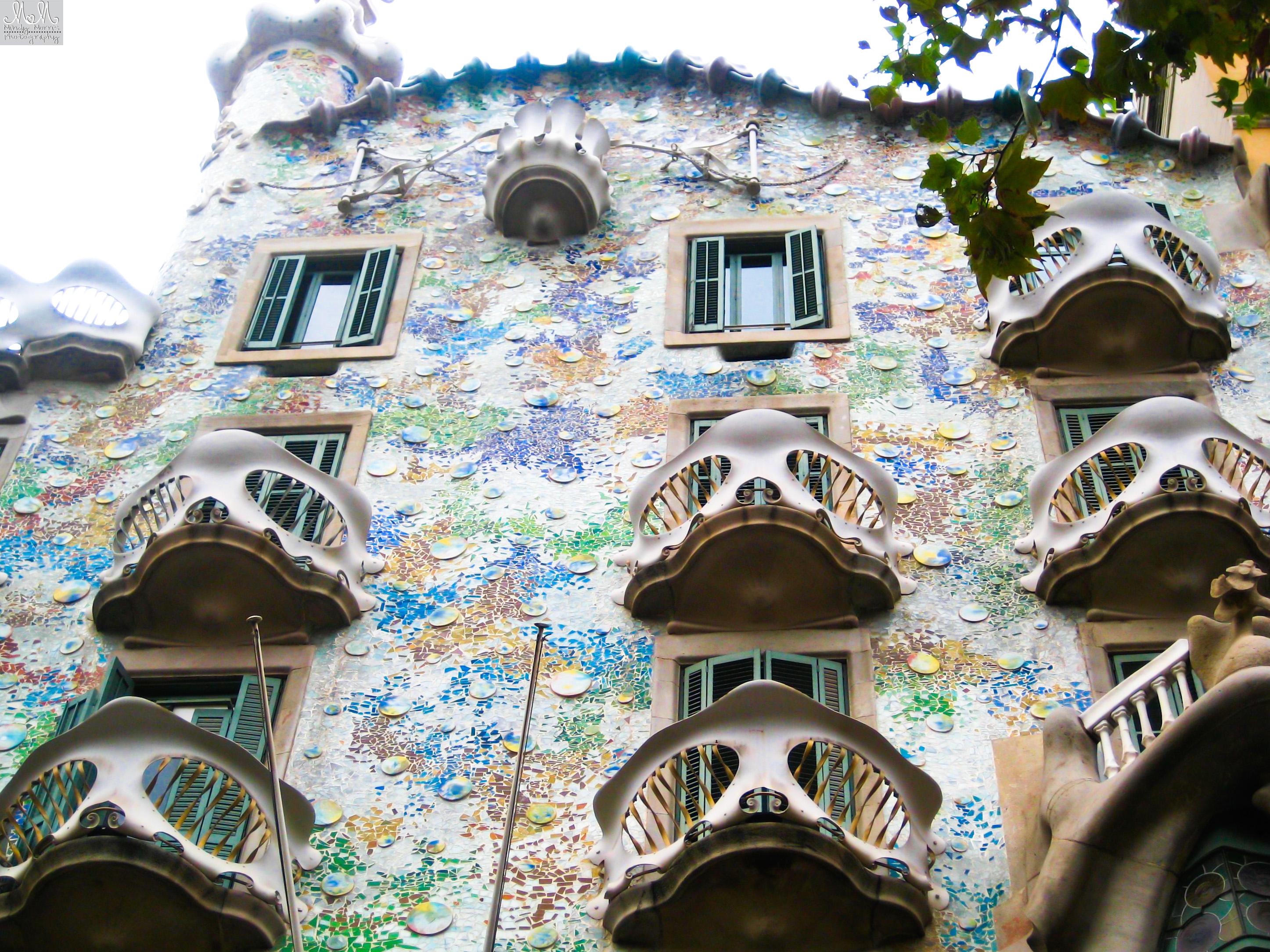 Barcelona, Gaudi, Casa Batlló