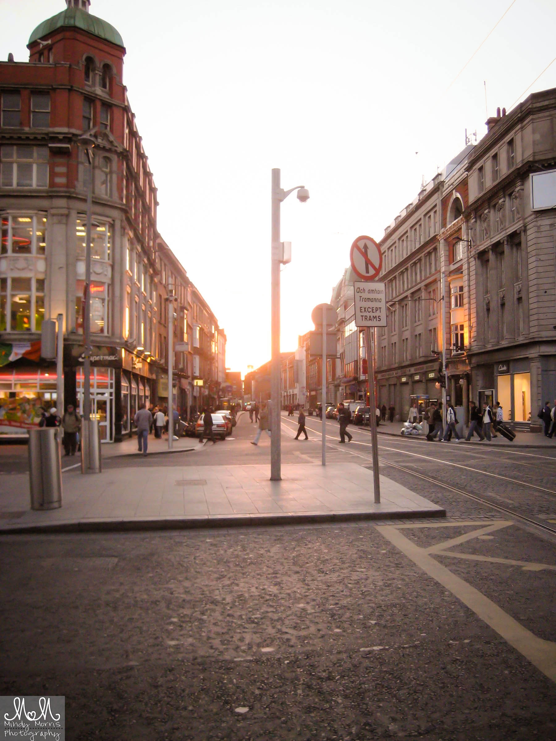 Things to do In Dublin, Dublin Street