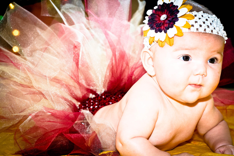 Florida State Baby Tutu