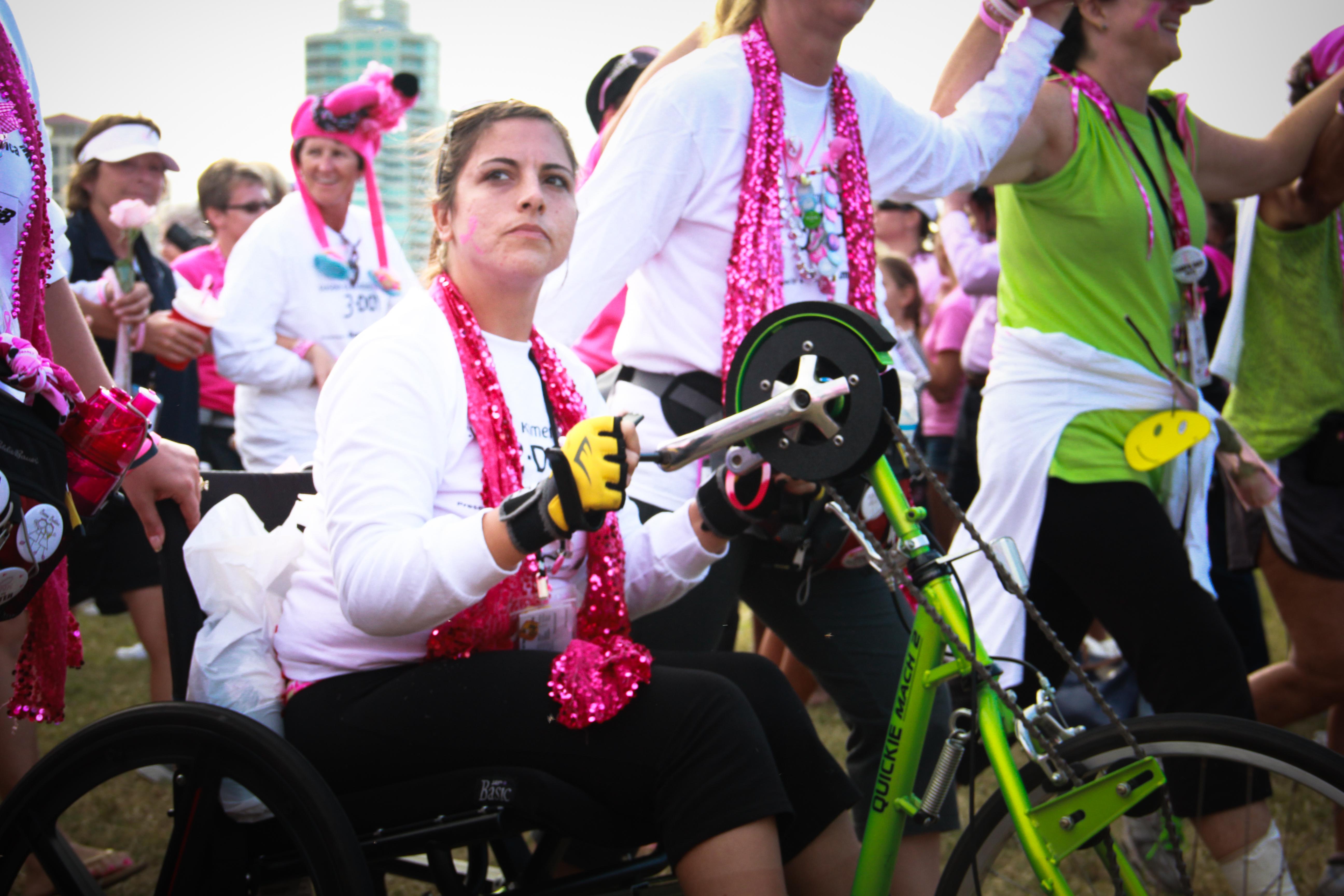 Susan G. Komen Breast Cancer 3-Day Walk