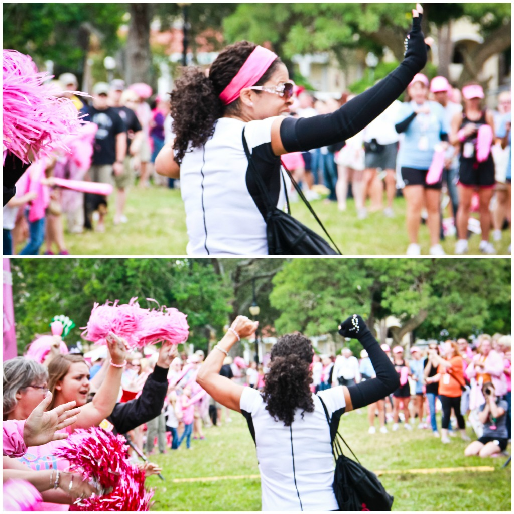Susan G. Komen Breast Cancer 3-Day Walk