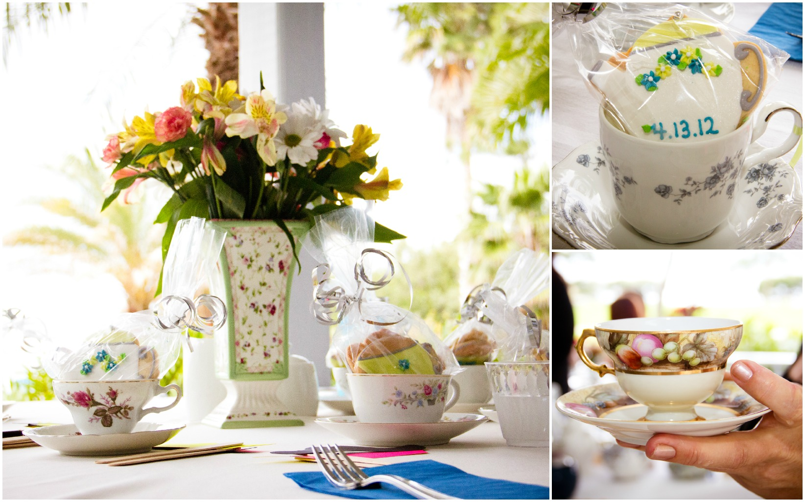 Bridal Tea | Walking Through Wonderland