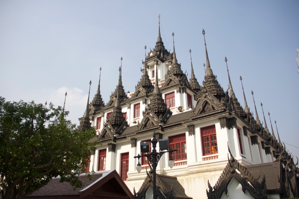 Wat Ratchanadda in Bangok