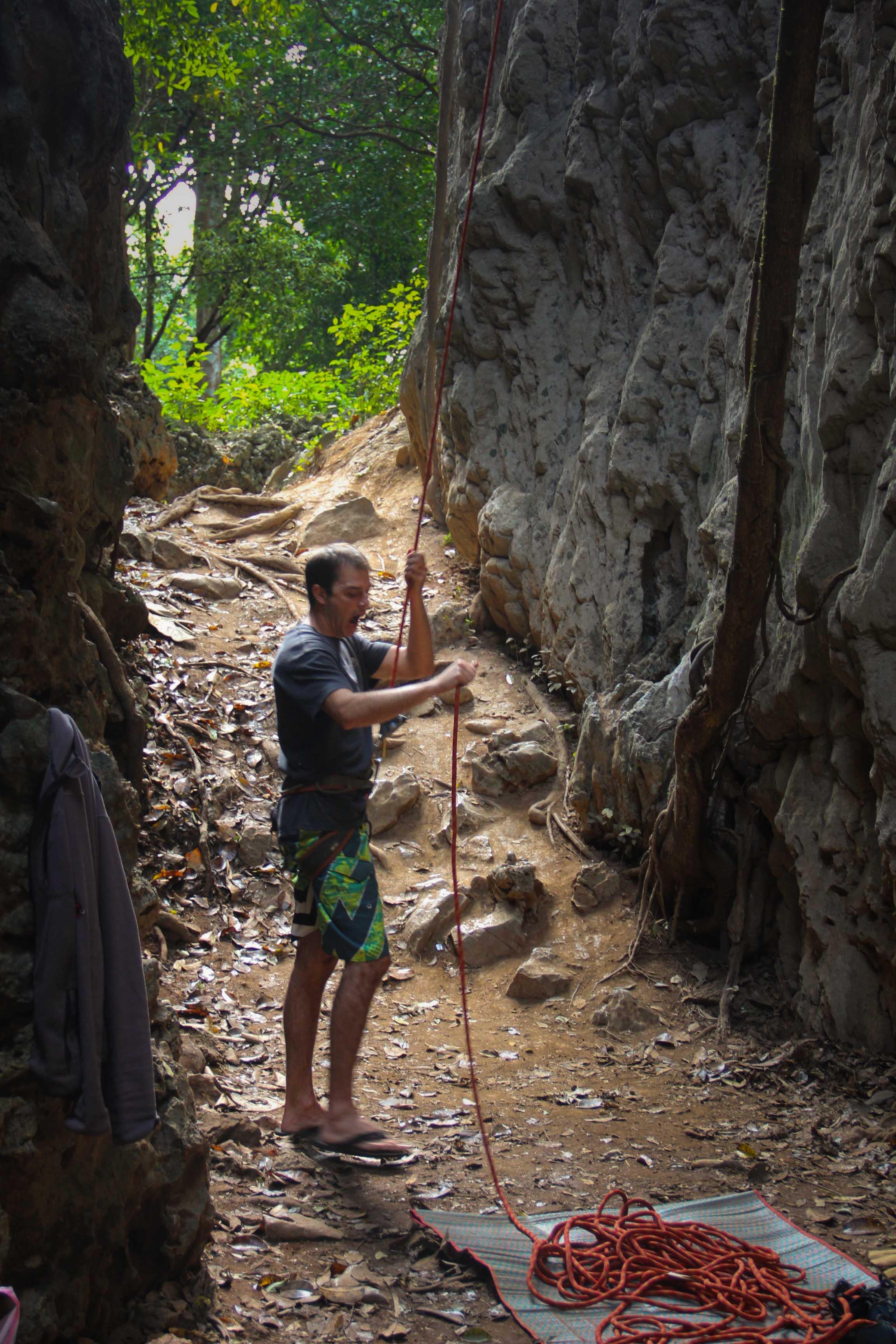 Climbing and Caving-10