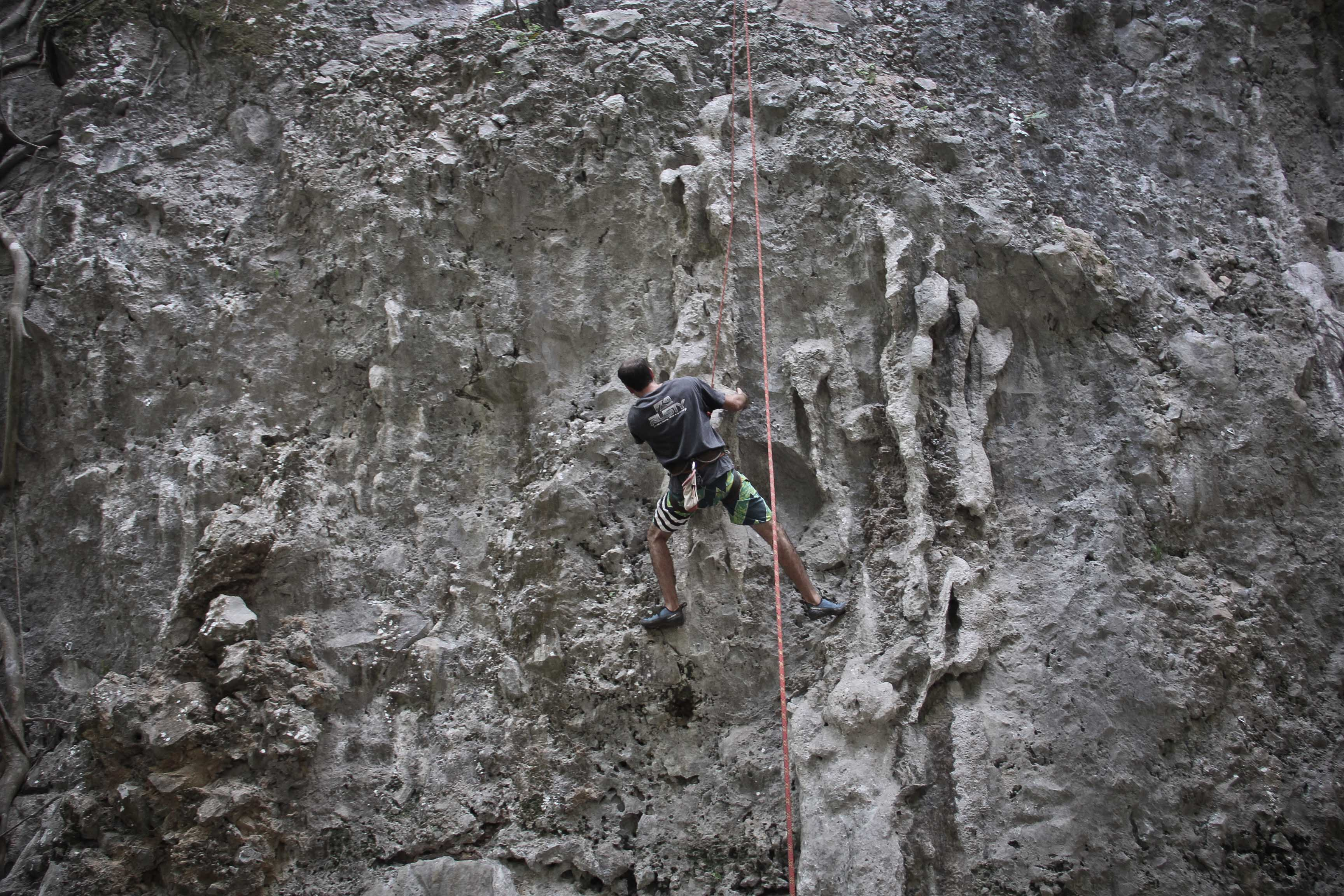 Climbing and Caving-11