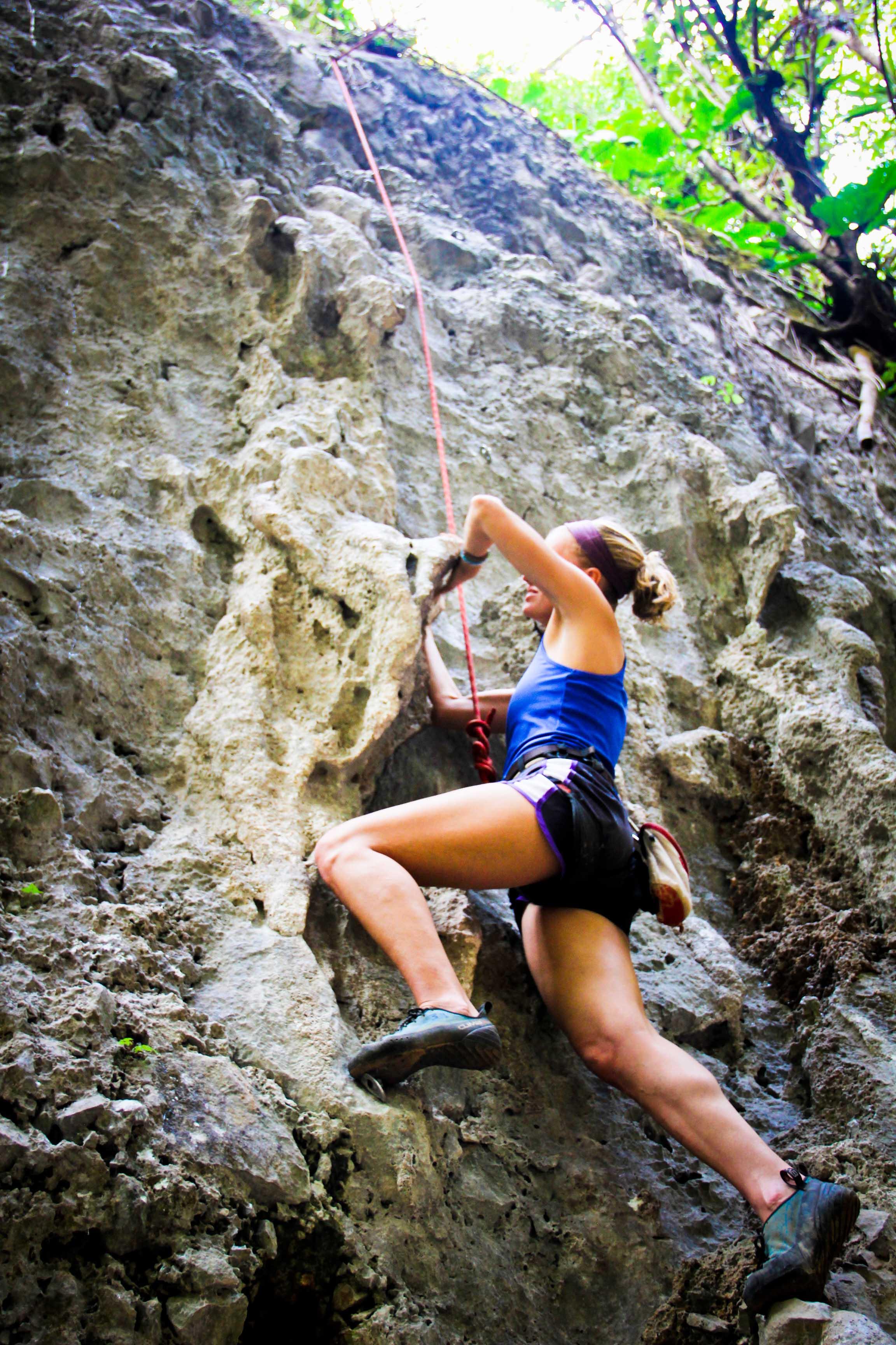 Climbing and Caving-21