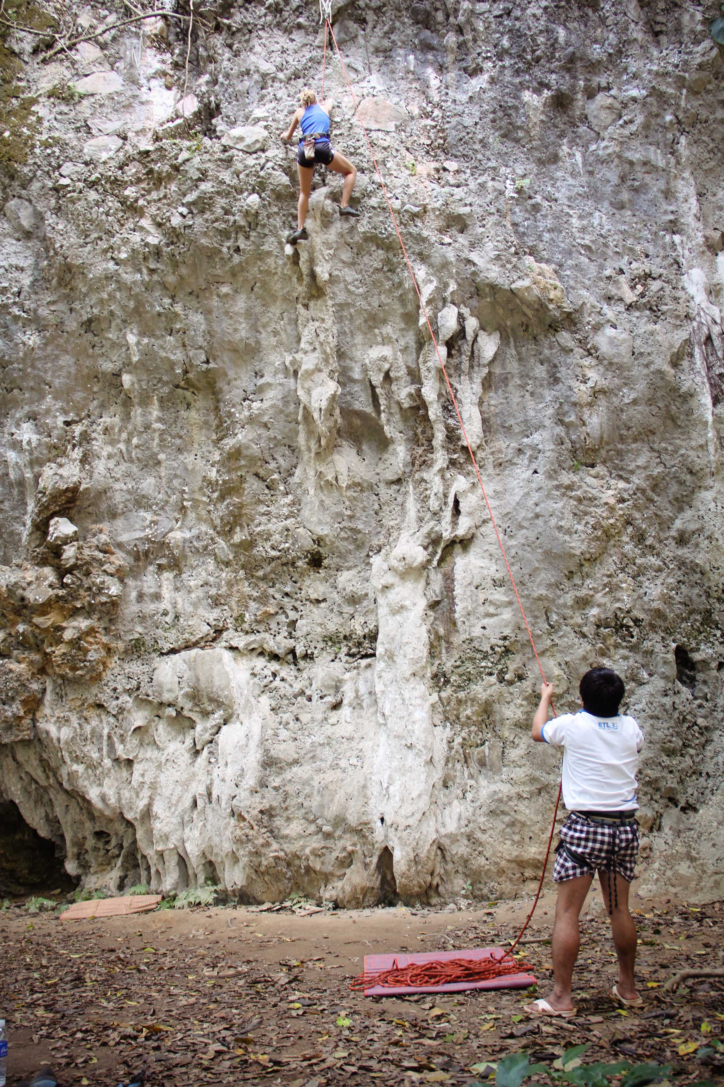 Climbing and Caving-22