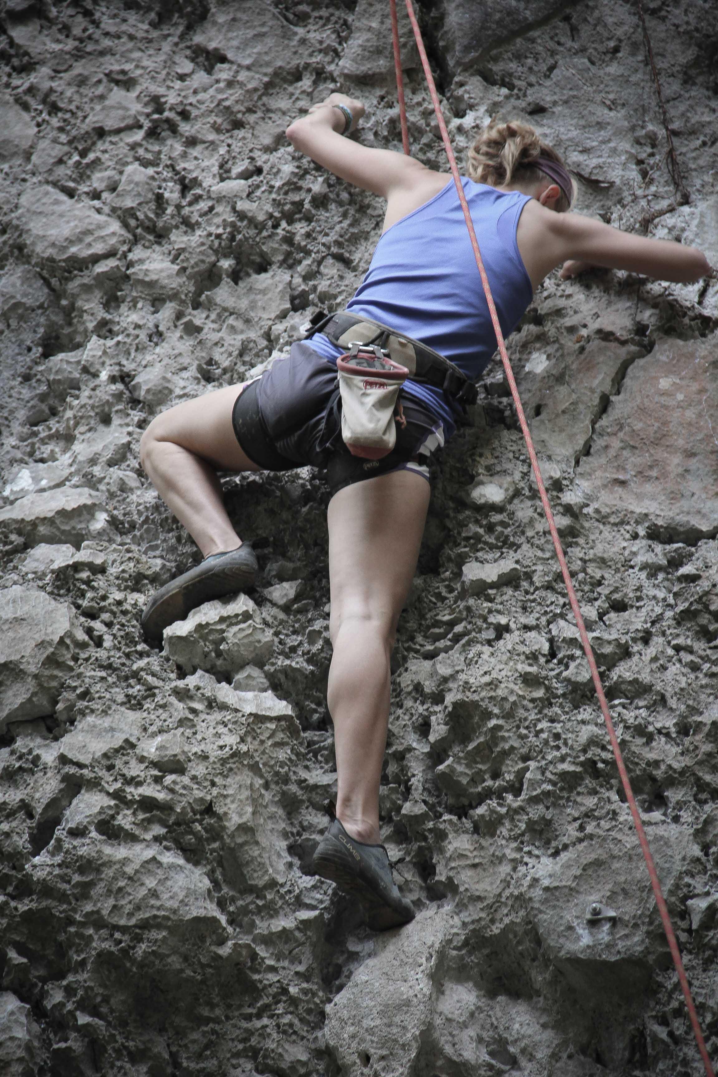 Climbing and Caving-23