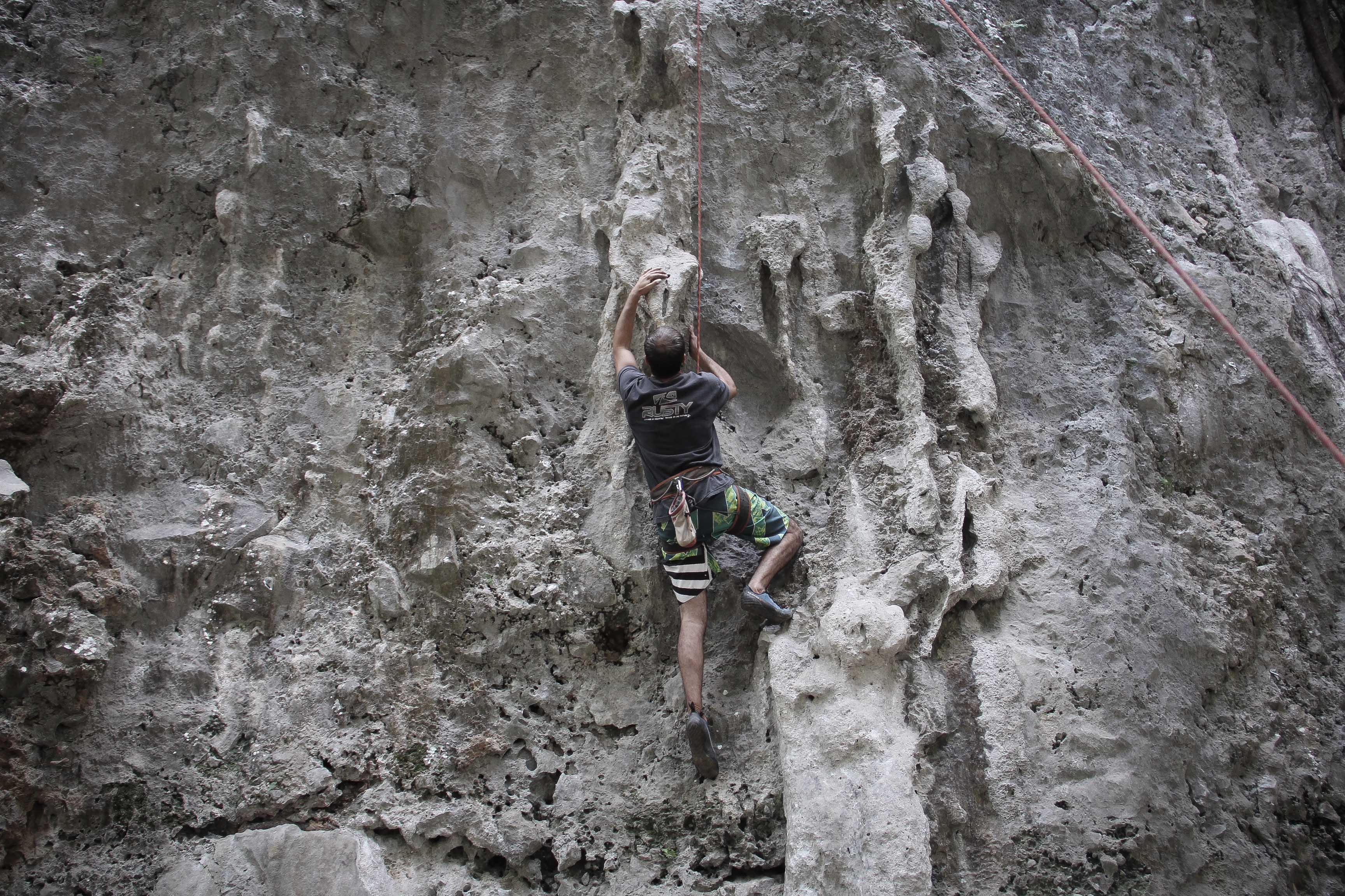 Climbing and Caving-24