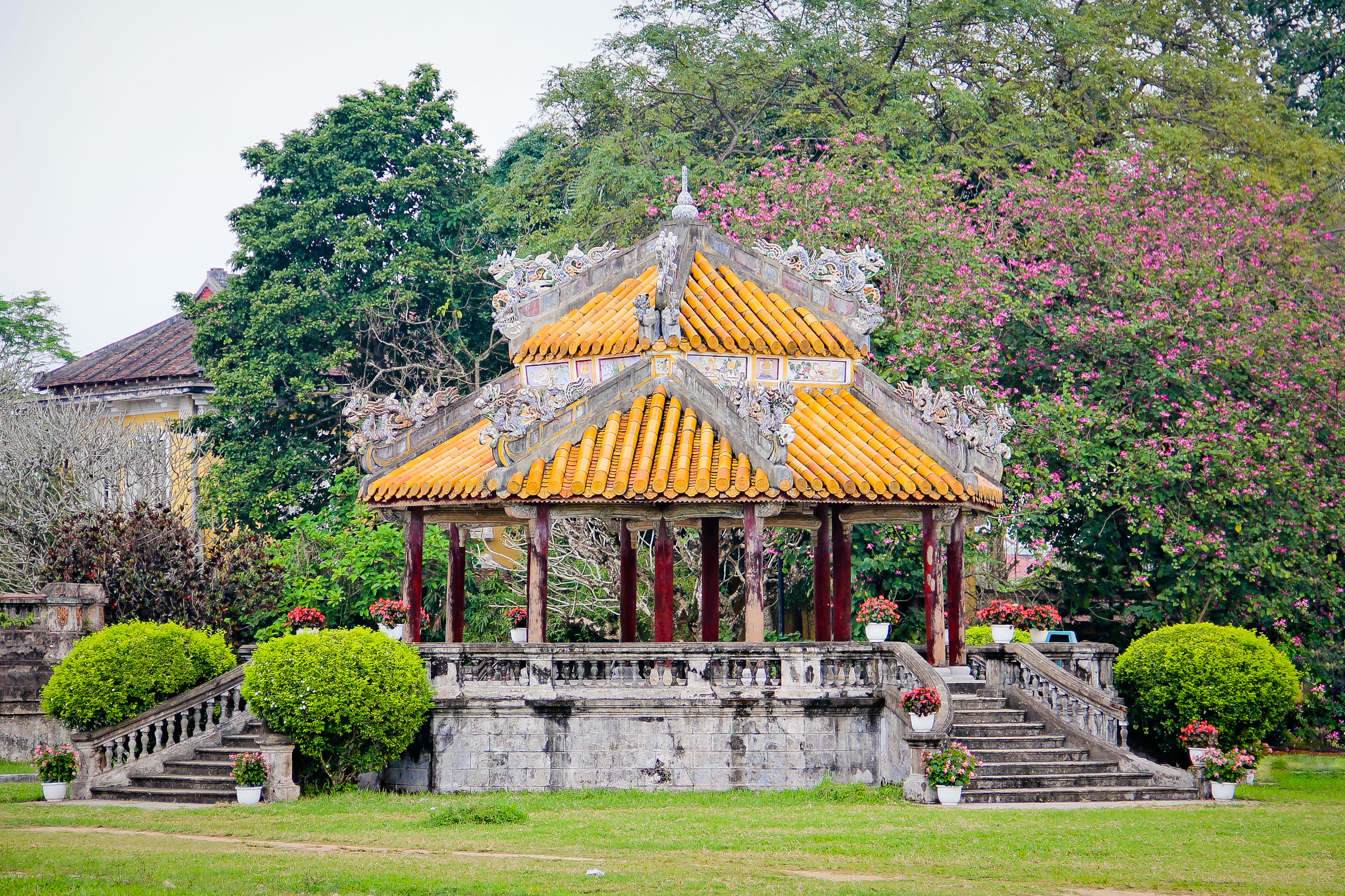 Hue Vietnam | Walking Through Wonderland