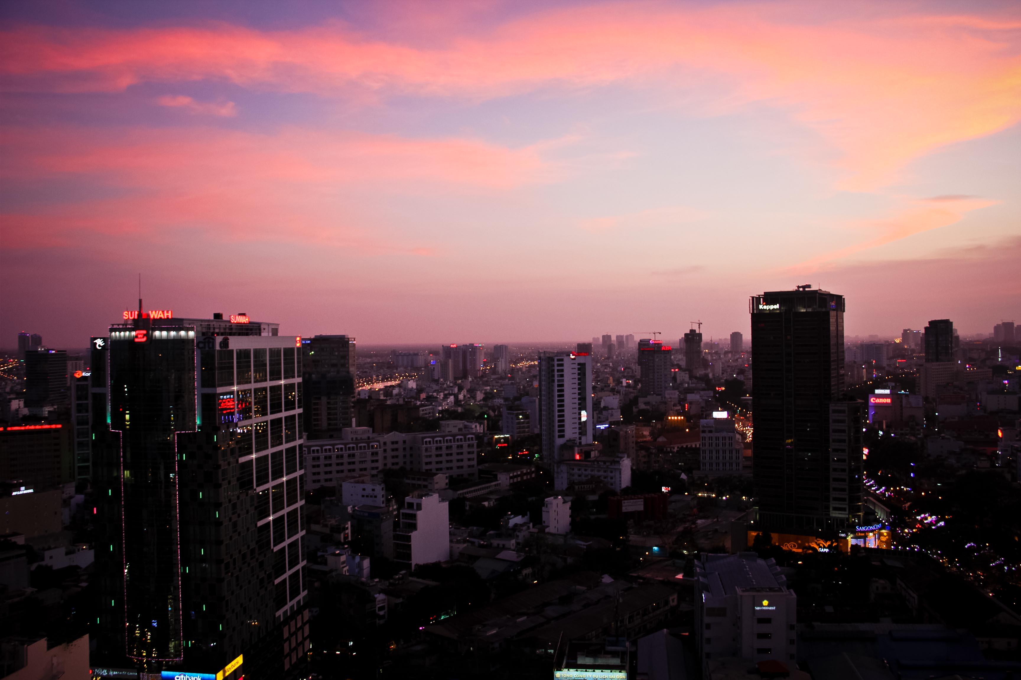 Saigon for FB-20