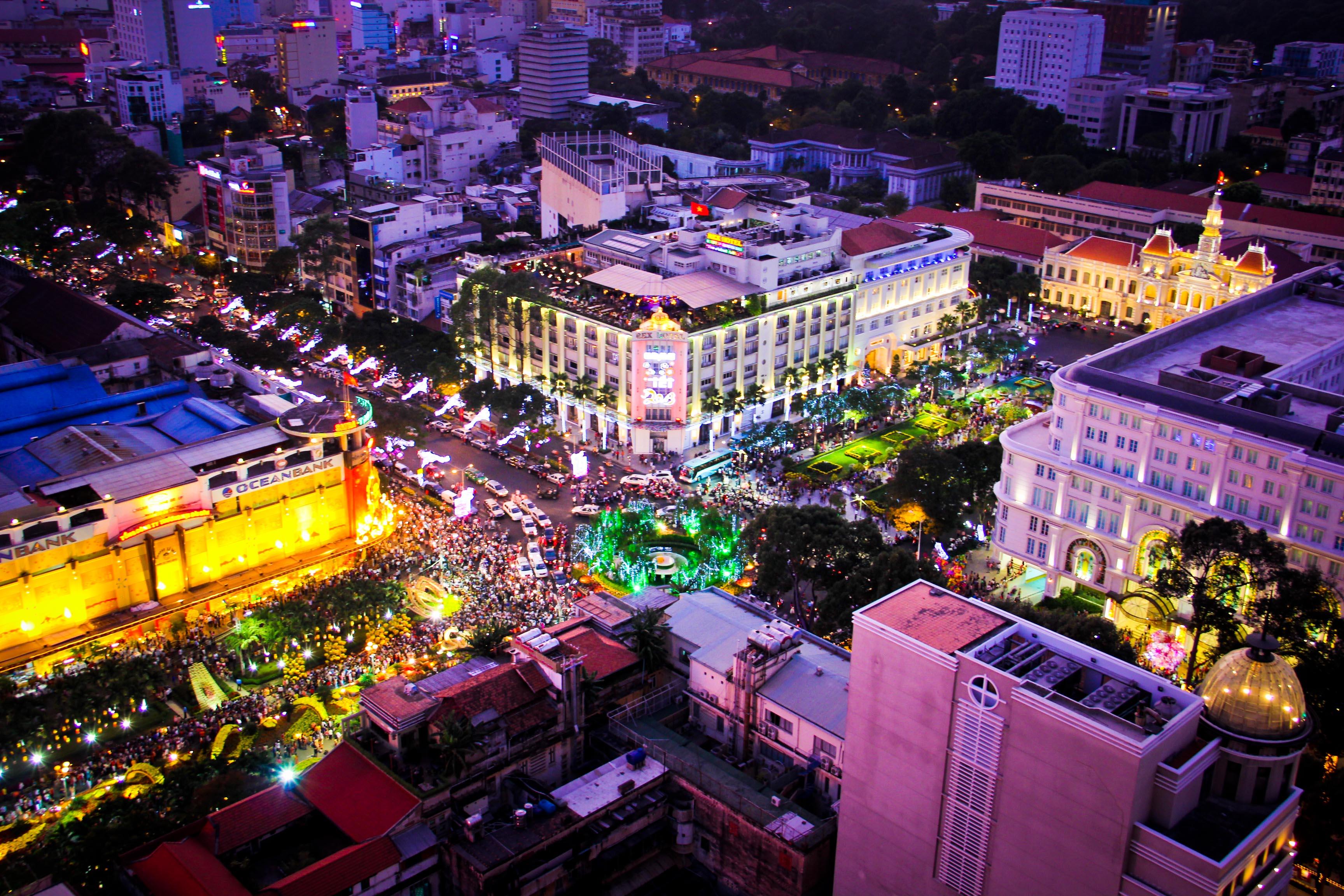 Saigon for FB-21