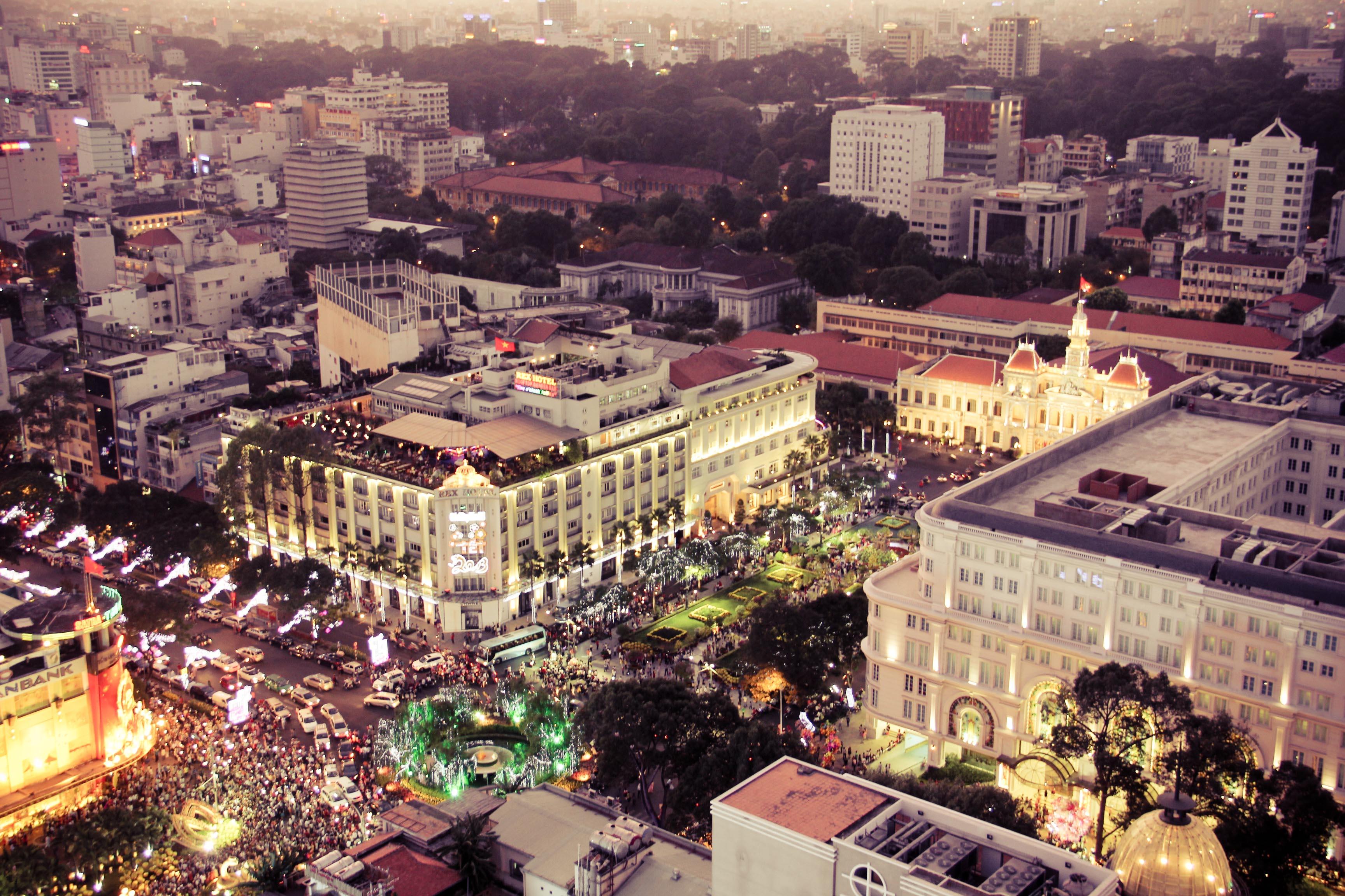 Saigon for FB-23