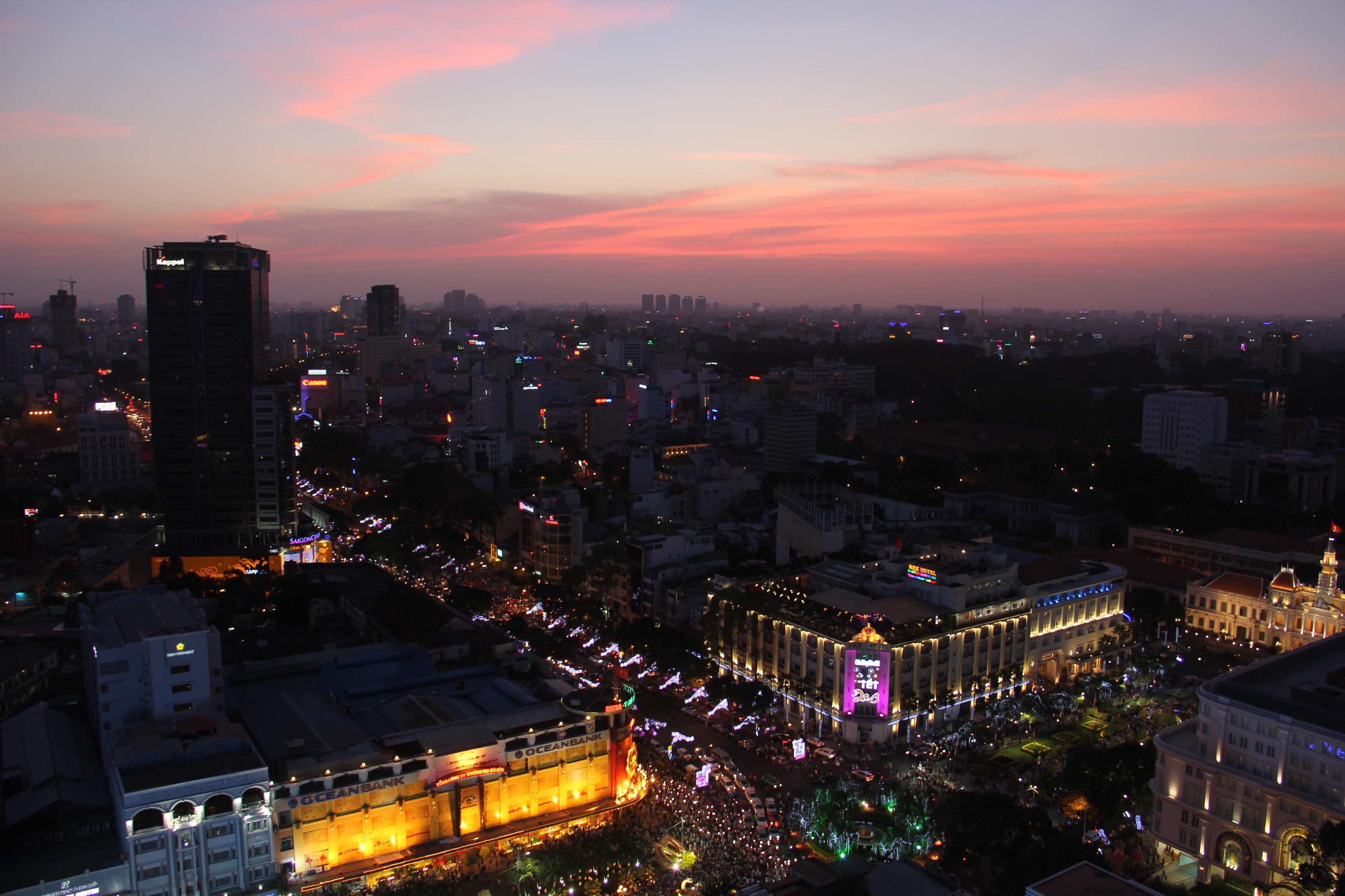 Saigon for FB-26