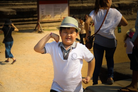 faces of angkor wat, faces of cambodia, cambodian kids