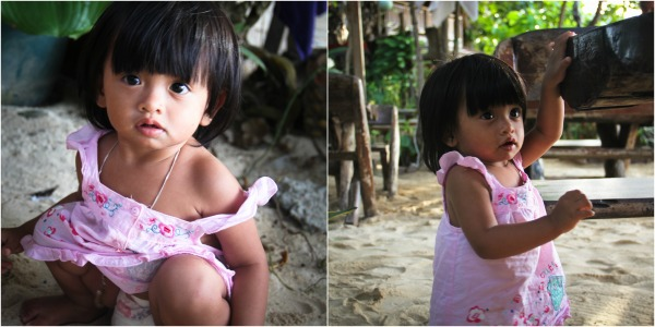Big Brown Eyes Thai Islands