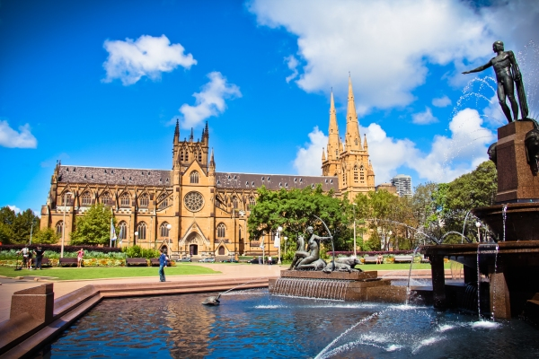 Australia Cathedral