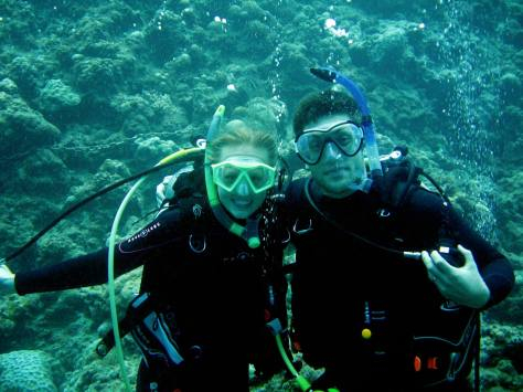 Scuba Certification in Okinawa | Walking Through Wonderland