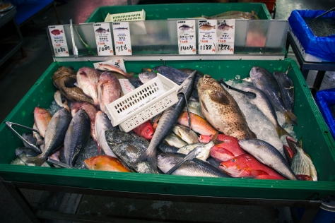 Awase Fish Market | Walking Through Wonderland