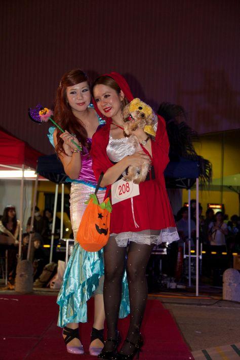 Halloween in Okinawa | Walking Through Wonderland