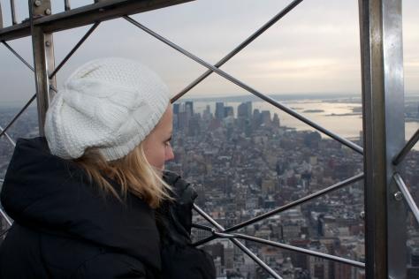Moving to New York   Walking Through Wonderland