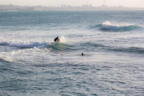 Surfing Sunabe