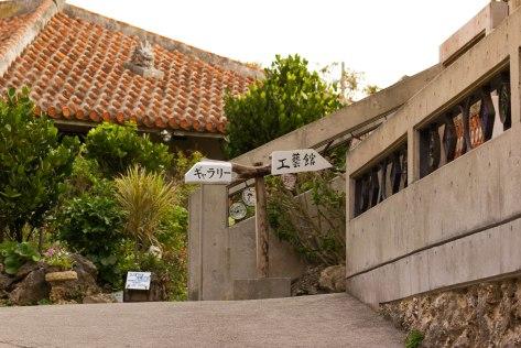 Yomitan Pottery Village-13