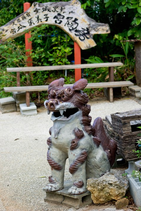 Yomitan Pottery Village-15
